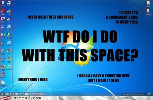 Face It, The Desktop Is a Ghost Town