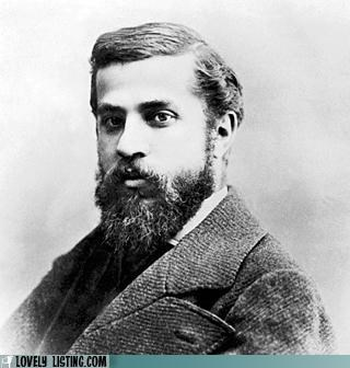 Lovely Listers: Antonio Gaudi