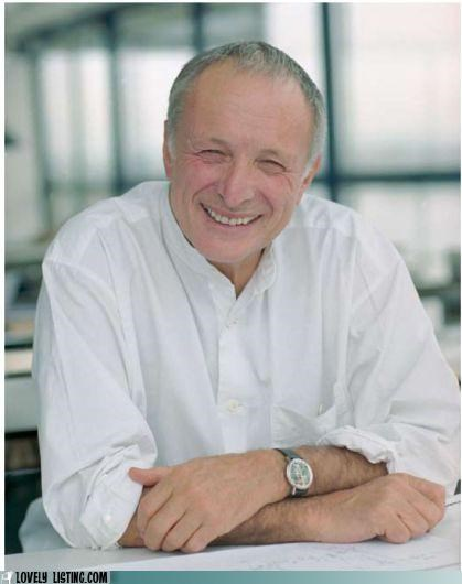 Lovely Listers: Richard Rogers