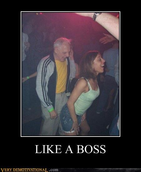 boss,hilarious,old guy,Sexy Ladies