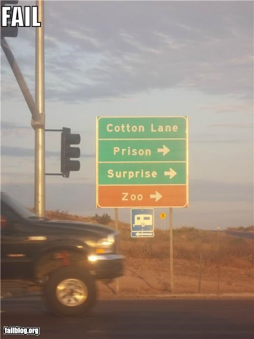 Cotton Lane FAIL