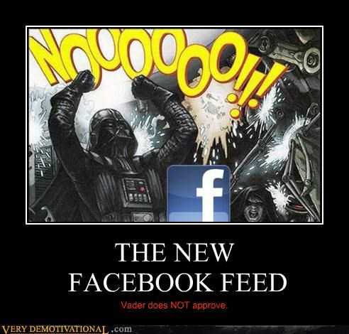 THE NEW FACEBOOK FEED