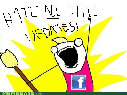 all the things,facebook,news feed,updates