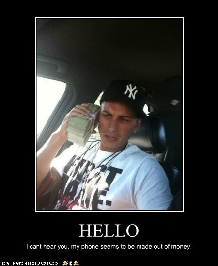 Ring, Ring, Ring!  Money Phone!