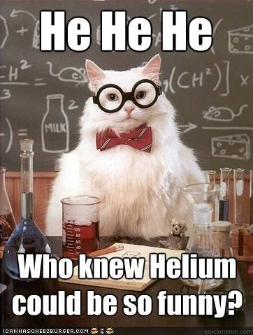 MemeCats: Oh Helium, You So Crazy!
