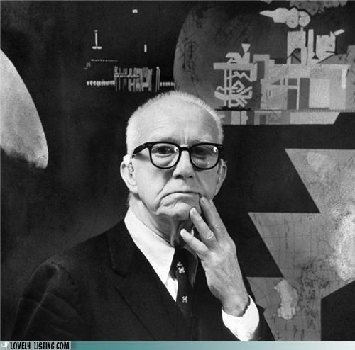 Lovely Listers: Buckminster Fuller