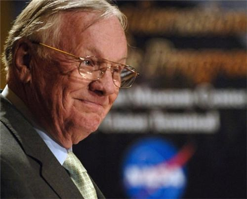 Neil Armstrong NASA Criticism of the Day