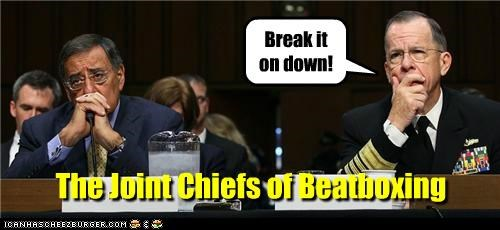 The Joint Chiefs of Beatboxing