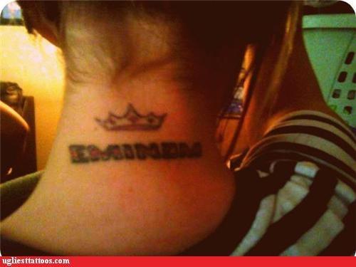 eminem,lifestyle choice,neck tattoos,rappers