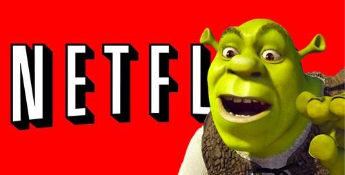 Netflix and DreamWorks Agreement of the Day