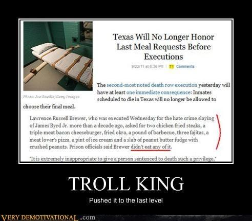 food,hilarious,king,prisoner,troll