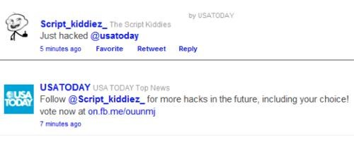 USA Today Twitter Hack of the Day