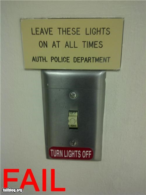 Oddly Specific: Police Aren't Always Right