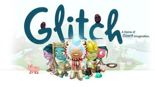 Glitch MMO Launch of the Day