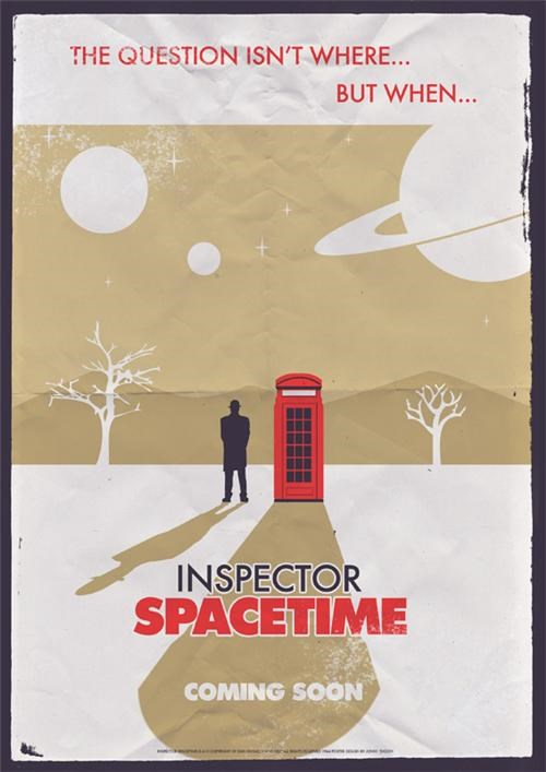 Inspector Spacetime Meme of the Day