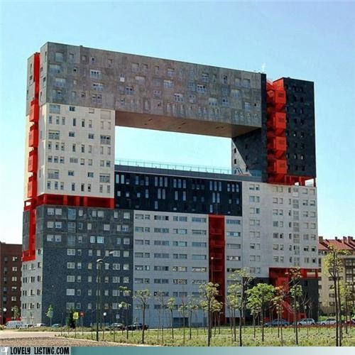 Tetris Apartments