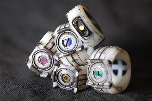 Game-Inspired Rings of the Day