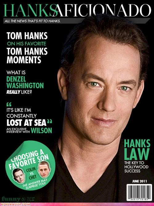 Hanks Aficionado: The Only Publication That Matters