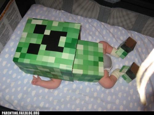 costume,minecraft,video game