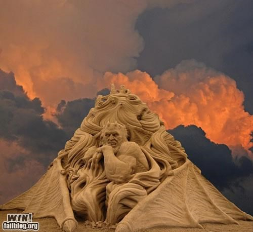 art,beach,detail,Hall of Fame,sand,sand castle,sand sculpture