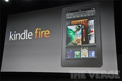 Amazon Kindle Announcements of the Day
