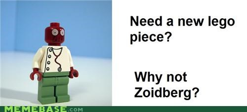 Why Not Playmobil?