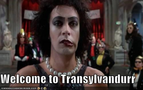 Welcome To Transylvandurr