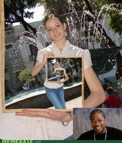 Yo Dawg, I Heard You Like Paintings