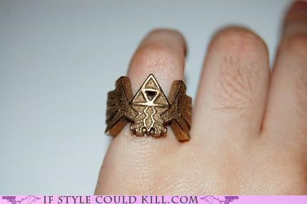 Ring of the Day: Pinkyforce