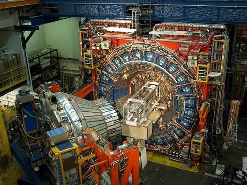 Particle Accelerator Shutdown of the Day
