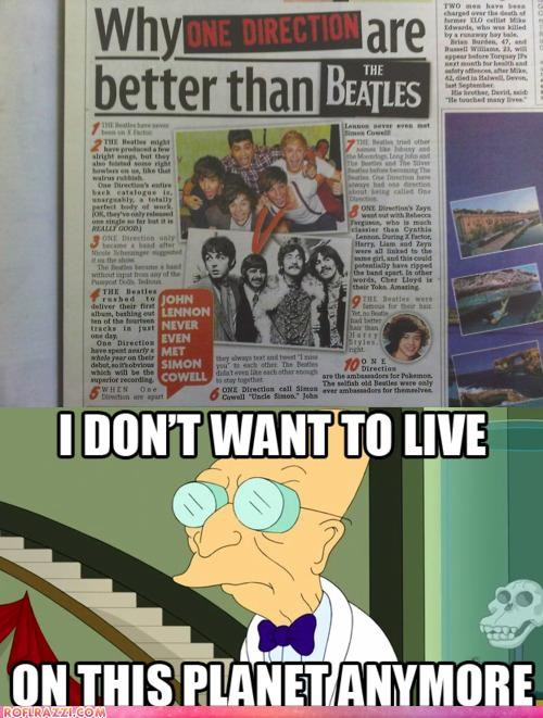 funny,futurama,Hall of Fame,Music,simon cowell,the Beatles,wtf,x factor