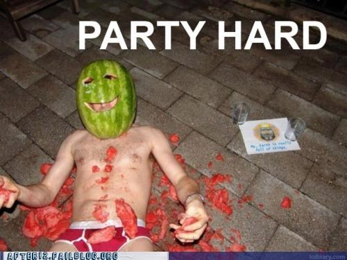 Melon Party Party Deux
