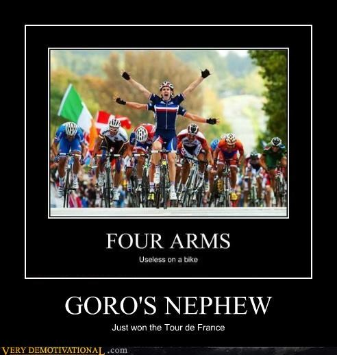 GORO'S NEPHEW
