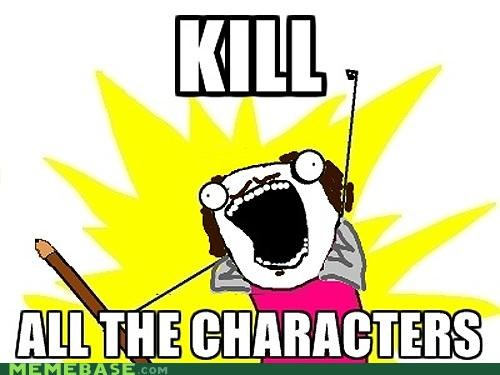 all the things,characters,hamlet,kill,plays,shakespeare,spear,william