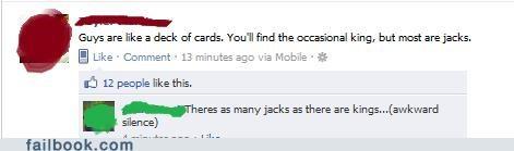 cards,men and women,um