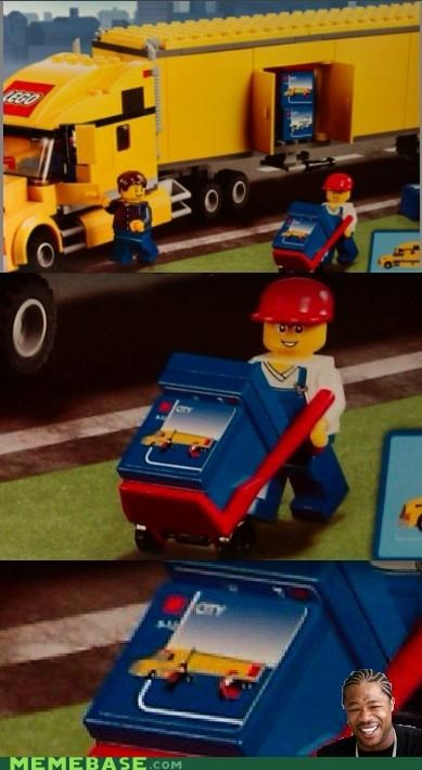 box,bricks,lego,truck,yo dawg