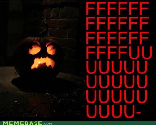 Halloween's Not for Another Month?!