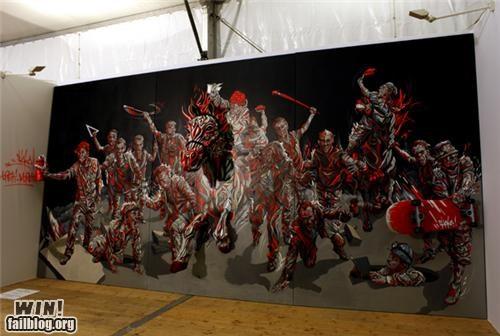 3d,art,detail,gallery,graffiti,Street Art