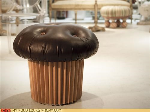 funny food photos,furniture,muffins