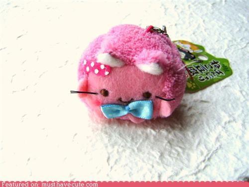 bowties,cat,character,cute,Plush,smile,tofu