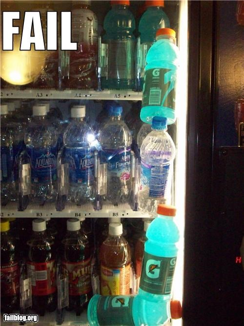 Vending Machine Design FAIL