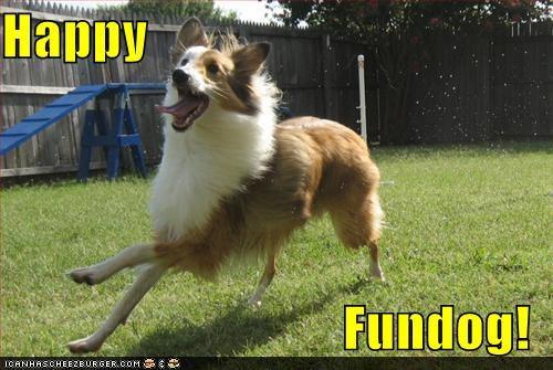 Happy  Fundog!