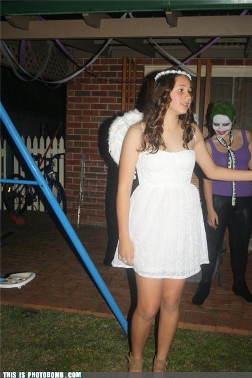 angel,costume,halloween,joker,Party