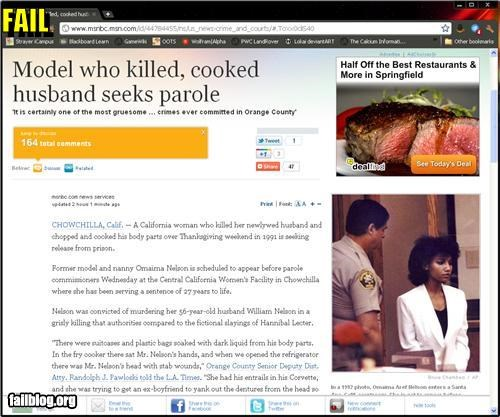 ads,failboat,food,juxtaposition,Probably bad News,wtf