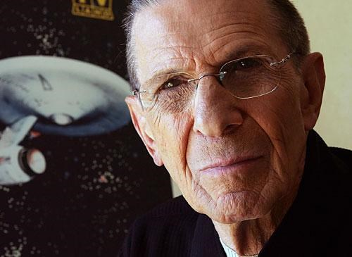 Leonard Nimoy Retirement of the Day