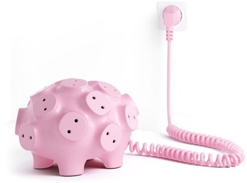 Power Strip Pig of the Day