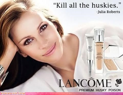 Julia Roberts: Kills Dogs DEAD