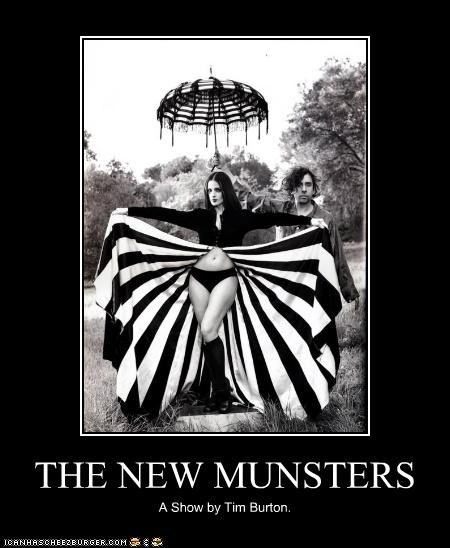 THE NEW MUNSTERS