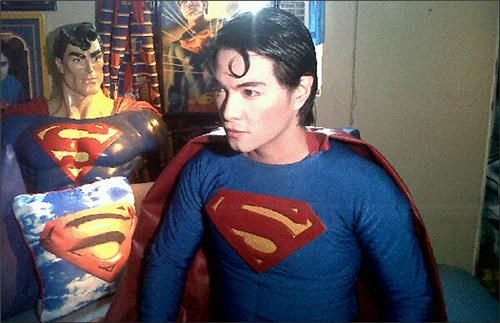 Superman Plastic Surgery of the Day