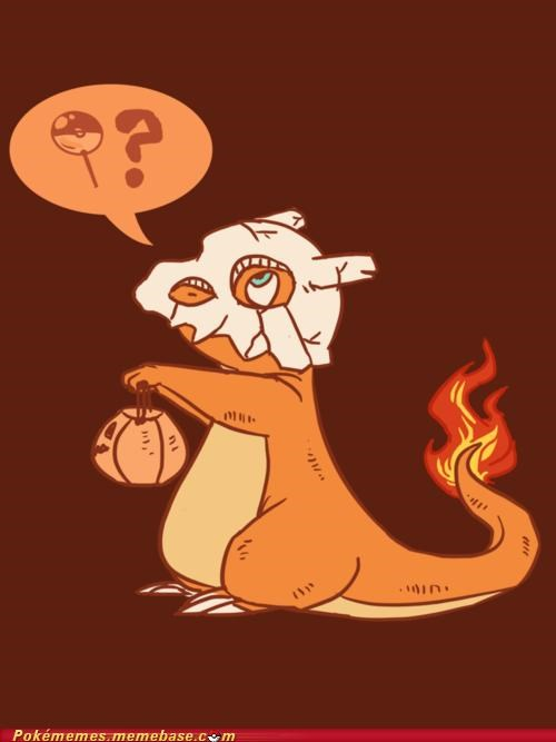 Charmander's Halloween Costume
